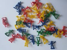Cowboys and Indians Plastic Toy Figures Made in China