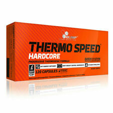 Olimp Thermo Speed Hardcore Fatburner - 120 Kapseln