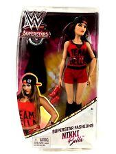 WWE Superstars Fashions Nikki Bella Doll Mattel Collectable Toy 2017 Damaged Box