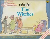 Roald Dahl The Witches Cassette Audio Book Multi Voice Drama FASTPOST