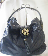 Mischa Barton ladies Orian dark blue shopper bag Bag-nwt