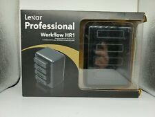 Lexar Professional Workflow HR1 - Four-Bay USB 3.0 Reader Hub #LRWHR1RBNA