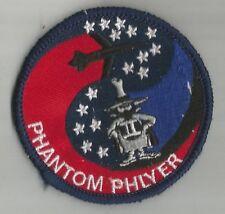 ARMEE avion aviation Phantom phiyer Etats Unis écusson / patch 7.5 cm