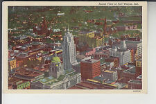 Aerial View of   Fort Wayne  IN IND