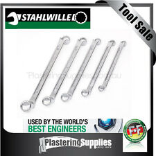 Stahlwille Ring  Spanner 5Piece  Set SWVP20/5   10mm TO 19mm