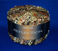** CLEARANCE ... 25g SIRDAR REFLECTION AMBER