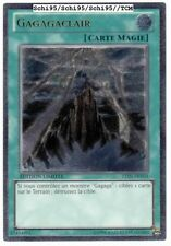 "Yu-Gi-Oh - ""Gagagaclair"" ZTIN-FRV03 - Ultimate rare"
