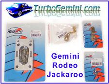 WEBER 3236 DGV Carby adaptor fitting kit- Gemini Rodeo Jackaroo Shuttle Chev Luv