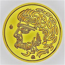 Griechenland 2018 -  50 Euro Gold Münze  - Tempel des Poseidons in Sounion - VVK