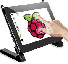 UPERFECT 5 Zoll Tragbarer Monitor IPS 800X480 Display Bildschirm 16:9 mit HDMI