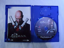 PLAYSTATION 2 - HITMAN CONTRACTS  (PAL)