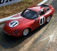 Probuild 1/32 slot car ALFA ROMEO TZ1 Guilia #41 1965 Biscaldi-Sala LE MANS MB