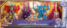 Transformers Bumblebee Cyberverse Adventures Seekers Sinister 4 Pack MISB - NEW!