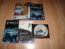 V-RALLY 3 V RALLY 3 DE EDEN STUDIOS - ATARI PARA LA SONY PS2 USADO COMPLETO