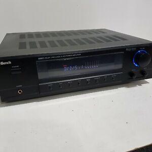 eBench Dolby Pro Logic Power Amplifier AV 6 KH02