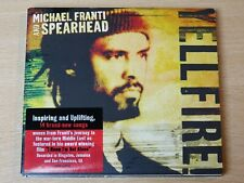 Michael Franti & Spearhead/Yell Fire!/2006 CD Album