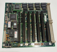 Motherboard with AMD 286 N80L286-16/S and 640KB RAM