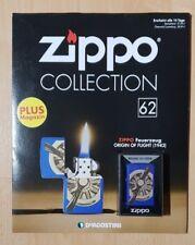 Original Zippo Collection Sturmfeuerzeug Nr.62 Origin of Fl. (1943) Sammlung OVP