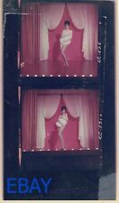 Natalie Wood sexy Gypsy VINTAGE COLOR Photo contact sheet