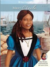Meet Cécile (American Girl) (American Girls Collection)-ExLibrary