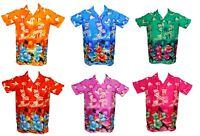 MENS HAWAIIAN SHIRT STAG BEACH HAWAII ALOHA PARTY SUMMER HOLIDAY FANCY S -XXL D3
