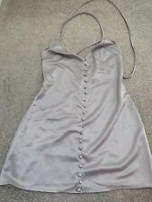 Missguided Satin Dress
