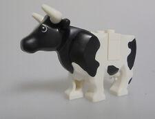 LEGO ® City merce nuova fattoria 1x MUCCA VARIEGATED fattoria Cow 7637 NEW NUOVO animale