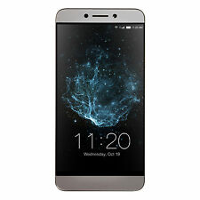 LeEco Le S3 32GB Unlocked GSM 4G LTE Octa-Core Android 16MP Camera Phone - Gray