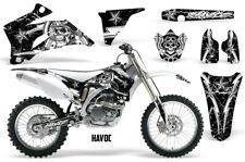 Yamaha YZF250 YZF450 Graphics Kit MX Wrap Dirt Bike Decal Stickers 06-09 HAVOC W
