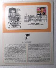 First Day of Issue Cover Elvis Presley Stamp 1993 Rock n Roll FDC #2