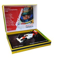 Minichamps 543884392 143 1988 Senna Champion McLaren Mp4/4 Japan GP Raised Hands