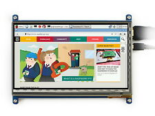 7inch raspberry pi 3 HDMI LCD (C), 1024×600, IPS, supports various systems