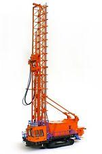 "Bucyrus 49HR  Drill Rig - ""ORANGE & BLACK"" - 1/50 - TWH #022-01023"