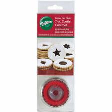Wilton Round Linzer Cookie Cutter Set 2308-3800