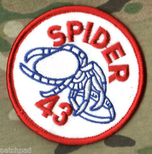 1986 SUPER BOWL XXI CHAMPION NY GIANT Carl 'Spider 43' Lockhart iron-on PATCH