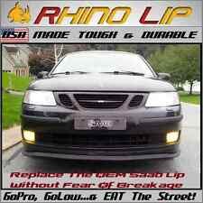 Saab Hirsch * Dura-Flexi-Lip Front Valance Chin Under Spoiler Splitter Edge Trim