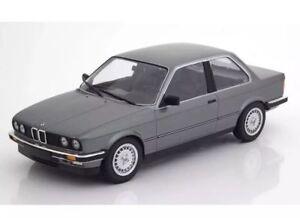 Minichamps1982 BMW 323i E30 Grey 1:18*New!*Nice Looking BMW!!