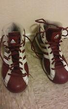Adidas Pro Model  Mens Basketball Shoes (G24199) Burgundy/White US Size 14