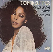 45TRS VINYL 7''/ FRENCH SP DONNA SUMMER / ONCE UPON A TIME