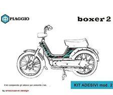 ADESIVI PIAGGIO BOXER Mod.2