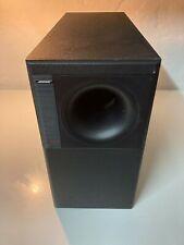 Bose Acoustimass 5 Series II Speaker System Subwoofer Schwarz