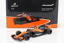 1 18 Spark McLaren Honda Mcl32 GP Australia Alonso 2017