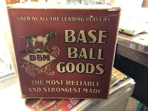 1910's-1920's The Draper Maynard Company Catchers Mitt Box #106