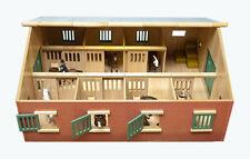 Kids Globe (610595) Pferdestall mit 7 Boxen Maßstab