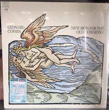 Leonard Cohen – New Skin For The Old Ceremony  Vinyl LP