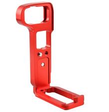 GABALE QR L Bracket Kamera Handgriff Halterung Halter Für Sony A7M3/A9/A7R3 Rot