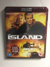 The Island (HD DVD, 2007) United Kingdom Import NEW