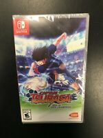 Captain Tsubasa Rise of New Champions Soccer RPG Nintendo Switch New Sealed