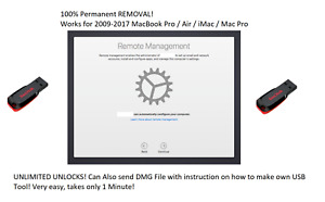 MacBook Pro / Air Change Serial Number Unlimited Times! Bypass DEP & MDM