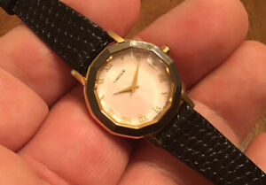 Rare Lassale BY Seiko Lady's Watch 4N00-5579 In Box With Papers New Battery